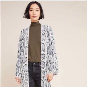Anthropologie Akemi Kin Kimono Duster NWT